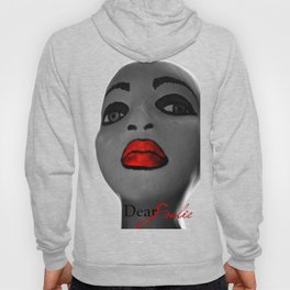 DearSoulie and Her Red Lips Hoody