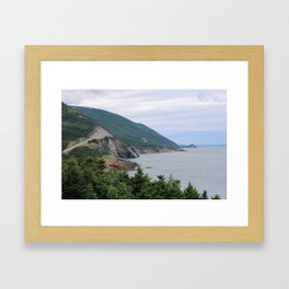 Cape Breton Framed Art Print