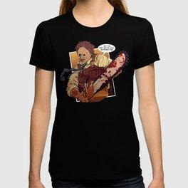 Leatherface Gump T-shirt