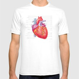 You Are Here (In My Heart) T-shirt