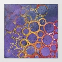 Circles3 Canvas Print