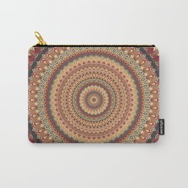 Earth Mandala 3 Carry-All Pouch