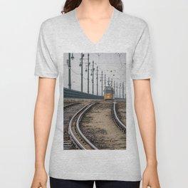 Commute. Unisex V-Neck