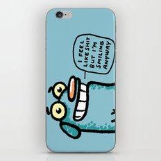 An Effort :) iPhone & iPod Skin