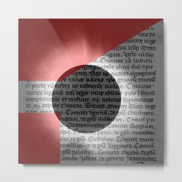 Total Eclipse of the Holy Roman Empire Metal Print