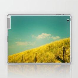 Golden Field Laptop & iPad Skin