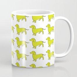 Doxie Love - Lime Coffee Mug