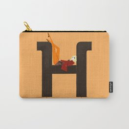 Heather & Museo Carry-All Pouch