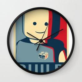 BUILD Wall Clock