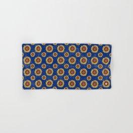 Swirly Sunflower Hand & Bath Towel