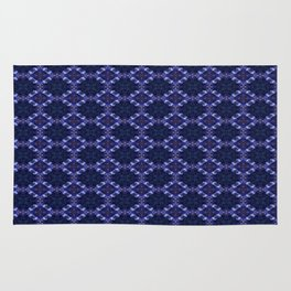 Iterative Treacle Pattern Rug