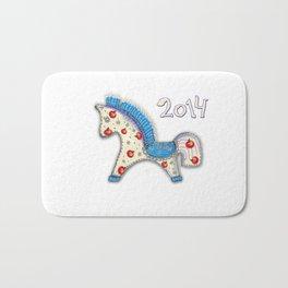 2014 horse calendar (europe) Bath Mat
