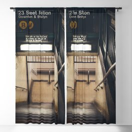 New York City 64 Blackout Curtain
