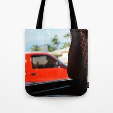 #jimmy`s diner- miami---still life by Jay Hops - indoor streetart Tote Bag