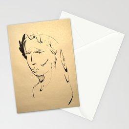 La Madona Stationery Cards