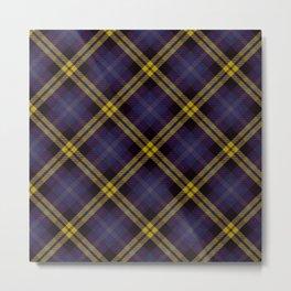 Scottish tartan #40 Metal Print