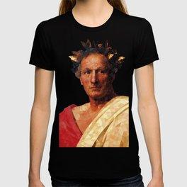 Historical Figures - Julius Caesar T-shirt