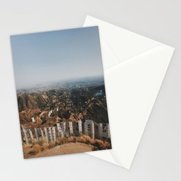 Hollywood Stationery Cards