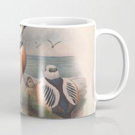 025 Stellers Duck eniconetta stelleri4 Coffee Mug