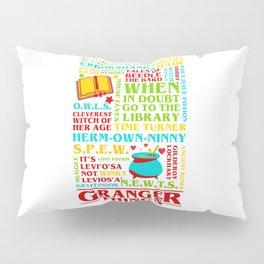 Granger Things Pillow Sham