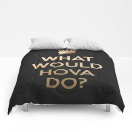 Hova V2 BLK Comforters