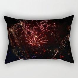 Ignite the Night Rectangular Pillow