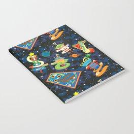 Cosmic Voyage Notebook
