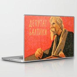 Soviet Film Poster Baltic Deputy Laptop & iPad Skin