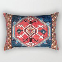 Bergama Northwest Anatolian Rug Print Rectangular Pillow