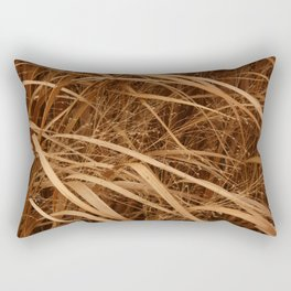 Into Winter Rectangular Pillow