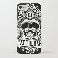 logo iPhone & iPod Cases featuring Logo by Tattoorama