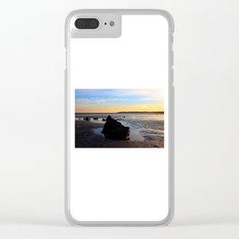 Ocean Avenue Clear iPhone Case