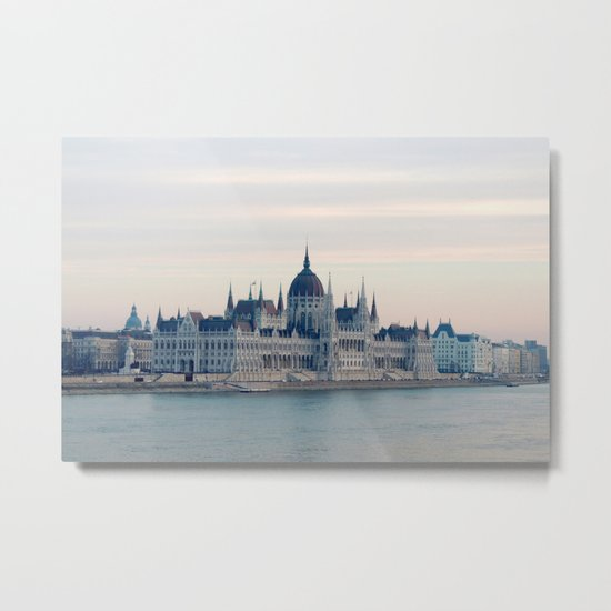 House of the Nation Metal Print