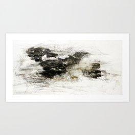 abstract45 Art Print