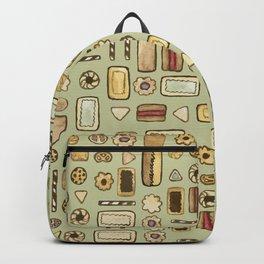 cookies green Backpack