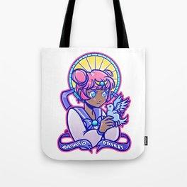 Magical Girl Tote Bag