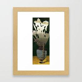 Welk ist die Vergangenheit Framed Art Print