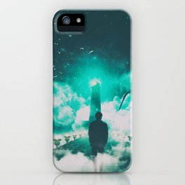 LIGHT OF HOPE #1 iPhone Case