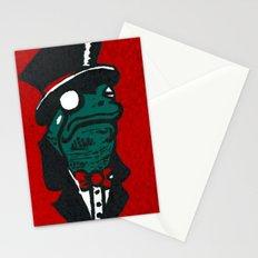 Duke Croakington Stationery Cards
