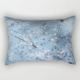 Water Photograph Rectangular Pillow