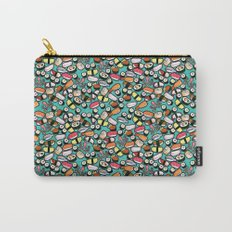 Aqua Sushi Carry-All Pouch