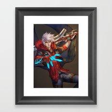DMC4 Framed Art Print