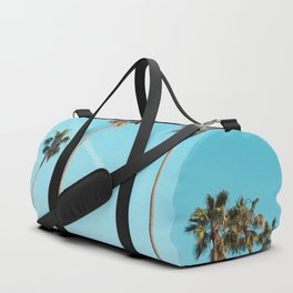 Palm Tree Sunshine Duffle Bag