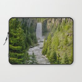 Tumalo Falls Bend Oregon Laptop Sleeve