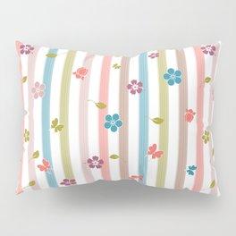 Spring Impromptu Stripes Pillow Sham