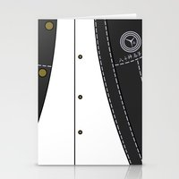 persona 4 Stationery Cards featuring Persona 4 Protagonist Uniform by Bunny Frost