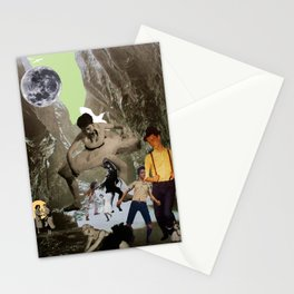 Dancing Cave Stationery Cards