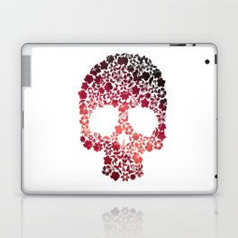Pirate rose et blanc colors urban fashion culture Jacob's 1968 Paris Agency Laptop & iPad Skin