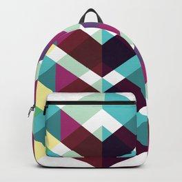 Geometric Pattern 4 (Zig Zag) Backpack