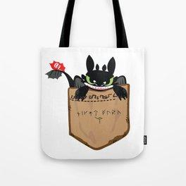 NightFury Tote Bag